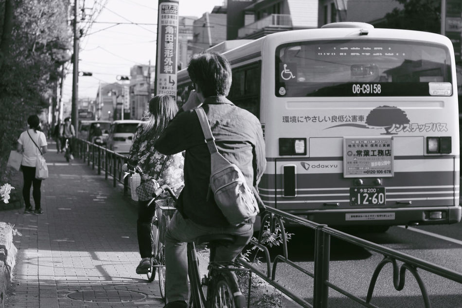 Beautiful stock photos of fahrrad, city, transportation, mode of transport, bicycle