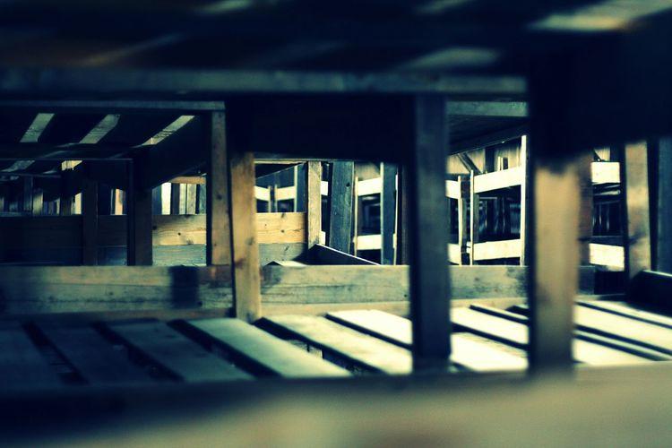 Architecture Built Structure No People Indoors  Day Close-up Aushwitz-Birkenau Aushwitz Concentration Camp Poland