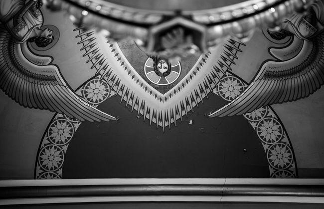 Angels Blackandwhite Photography Catholic Catholic Church Decorative Fresco Fujifilm_xseries Jesus Christ Lookingup Painting Photographyisthemuse Place Of Worship Quiet Places Religious Art Sacred Places Sanctuary  Upside Down