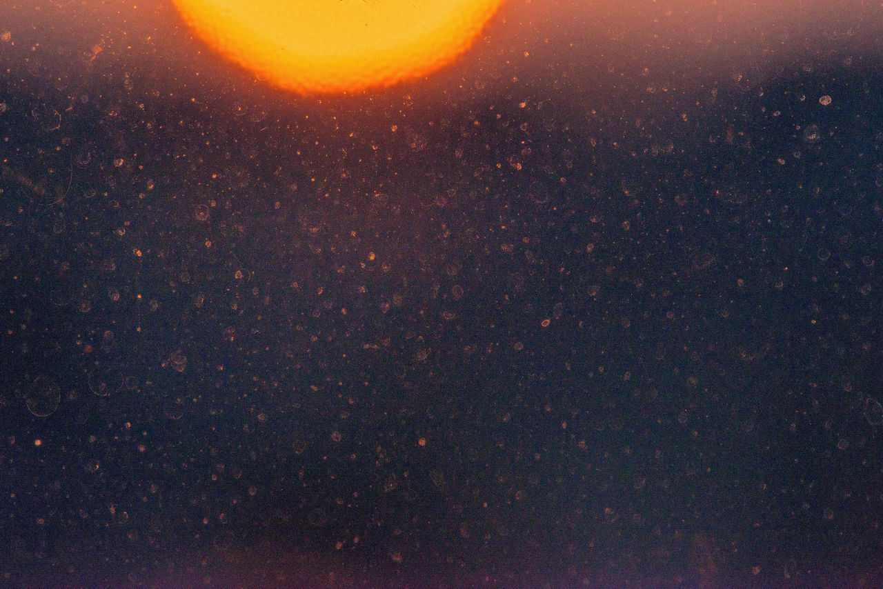 Astronomy Close-up Dust Galaxy Macro Nature Night No People Outdoors Space Star - Space Sun Sunset