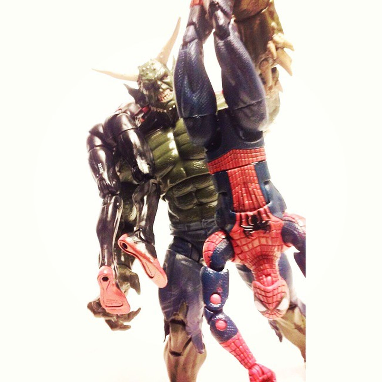 Ive got you now Greengoblin Marvel Disney Ultimatespiderman Hasbro Marvellegends Baf Spidey Spiderblood Webhead Surperiorspiderman Webwarriors Figure Figurelife Collector Collecting Figurecollector Havingfun Amazingspiderman Amazingspiderman2