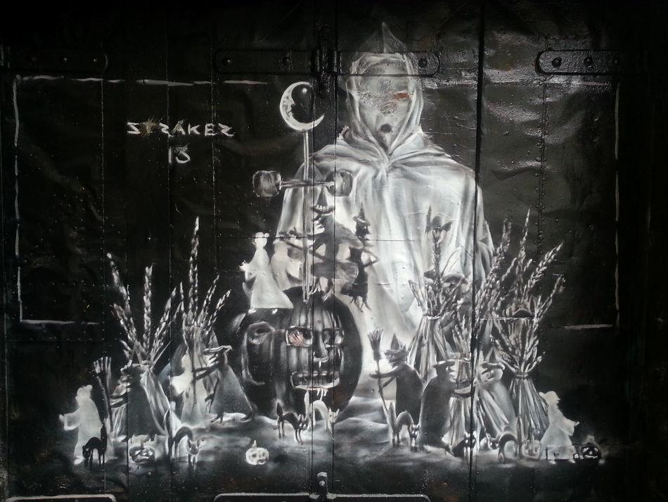 Graffiti Streetart Awesome Straker