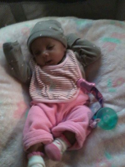 my great neice.