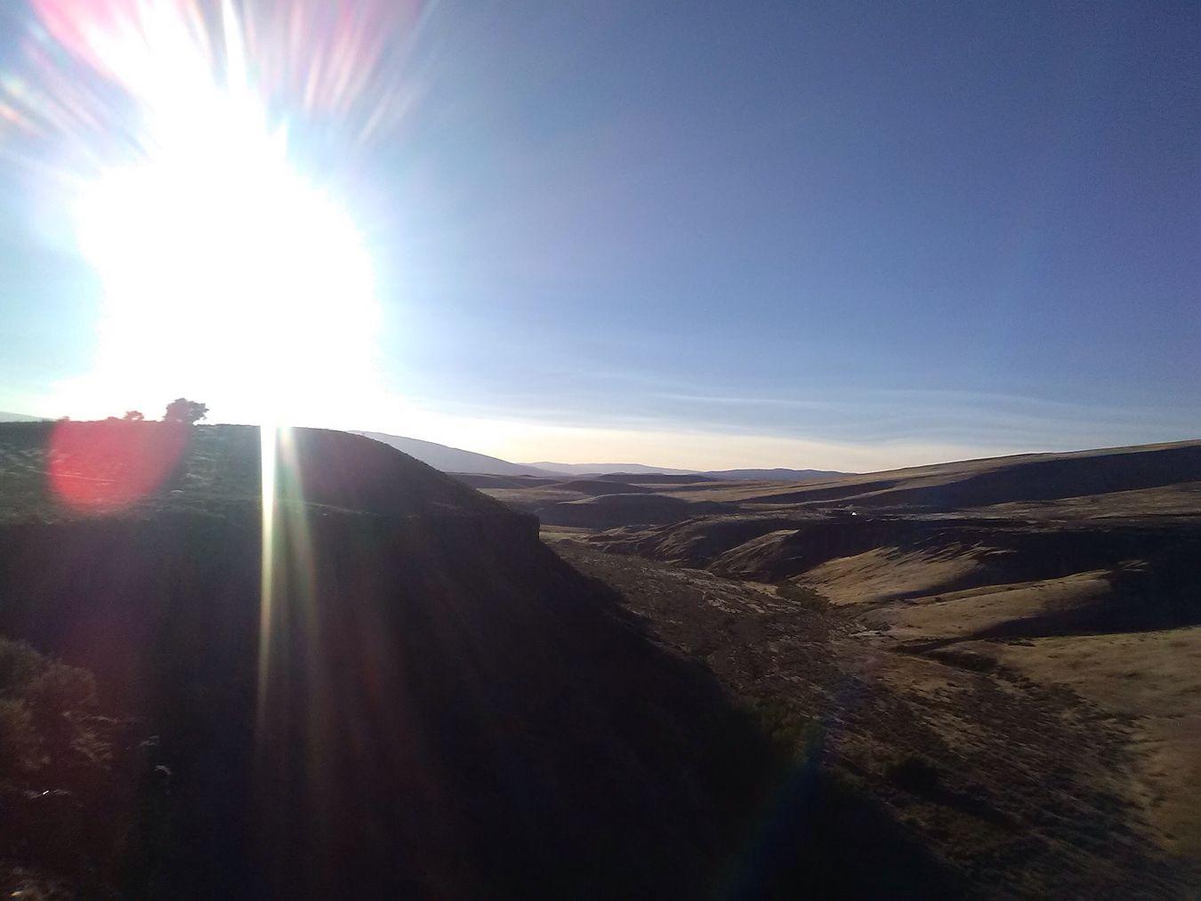 Yakama Canyon Windy Days  PrettyPretty♥ Yakama