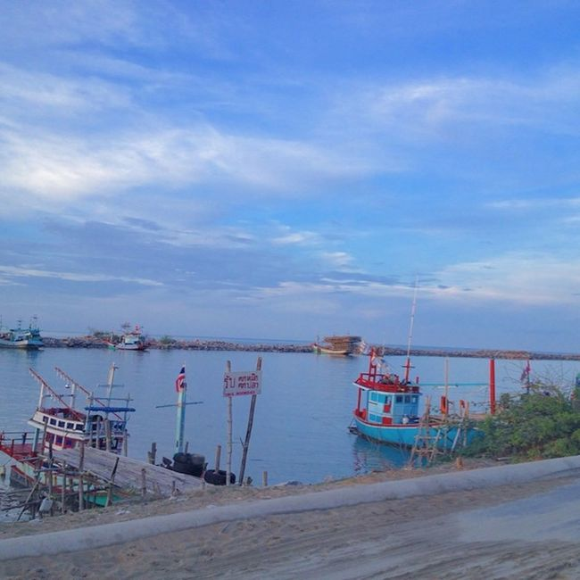 Sky Sea Port Thailand Thaionly