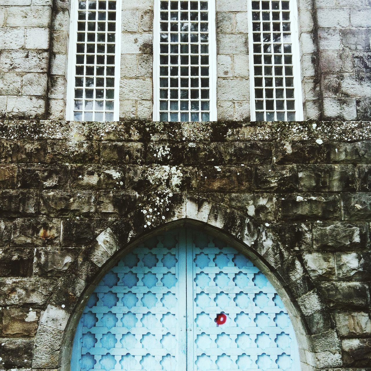 Philippines Architecture Building Exterior Day Arch No People Outdoors Manila, Philippines Sagada Sagadaprovince Church IPhoneography IPhone Iphoneonly Vscocam VSCO Vscophile