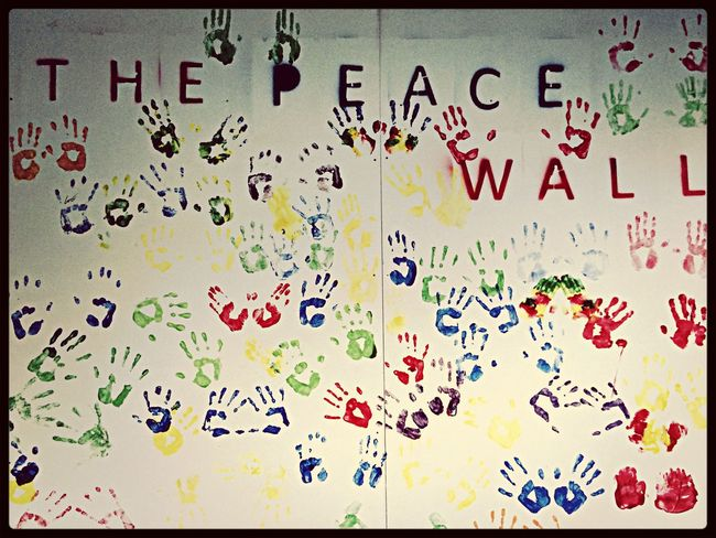 What Does Peace Look Like To You? Empathy People Coming Together In Commonality To Set Aside Differences And Grow In Unity