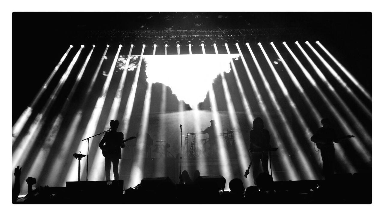 Phoenix was insane last night! TheMinimals (less Edit Juxt Photography) Blackandwhite Silhouette AMPt_community