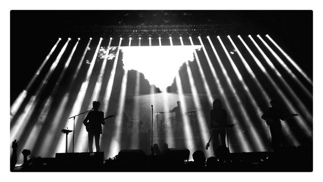 Phoenix was insane last night! TheMinimals (less Edit Juxt Photography) Blackandwhite Silhouette AMPt_community