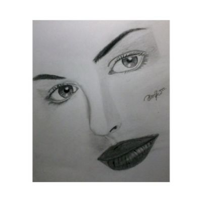 Not really look like Anne Hathaway AnneHathaway Sketch