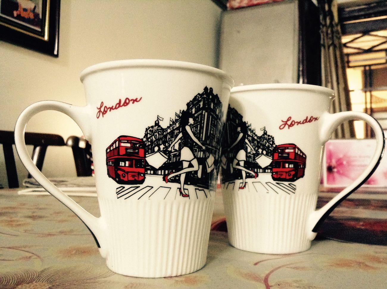 Coffee Time Coffecup London