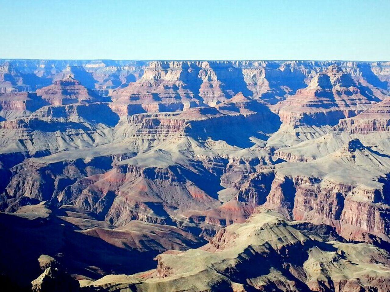 Grand Canyon really impressed me! Grand Canyon Nationalpark Arizona Amazing View