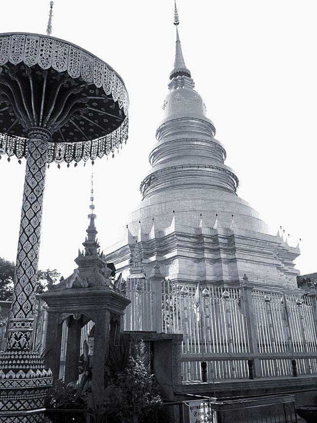 Buddhism Buddhist Temple Travel By Puk✈️ Hello World Eye Em Around The World Blackandwhite Blackandwhite Photography Monochrome Shades Of Grey Old Buildings Architecture Thai Art