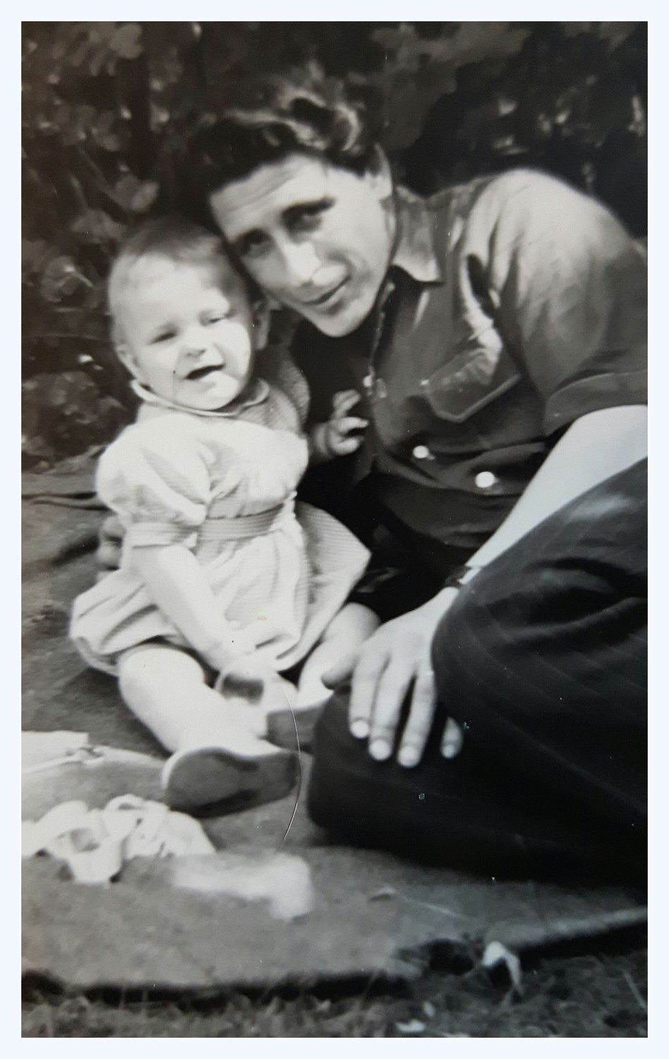 Baby Babygirl Cheerful Father And Daughter Happiness Love My Father Who Is No More On This World My Father And I Smiling