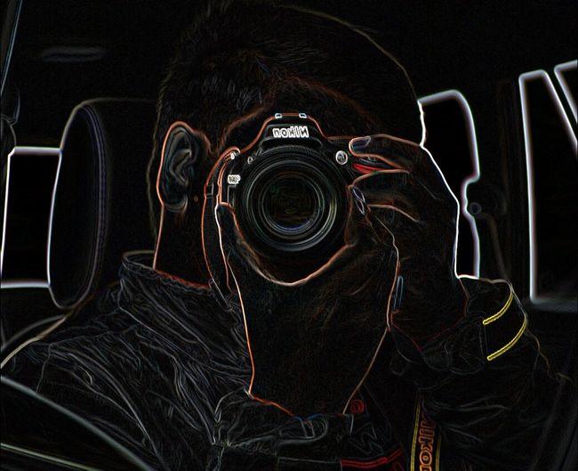 Selfie D5200 First Eyeem Photo