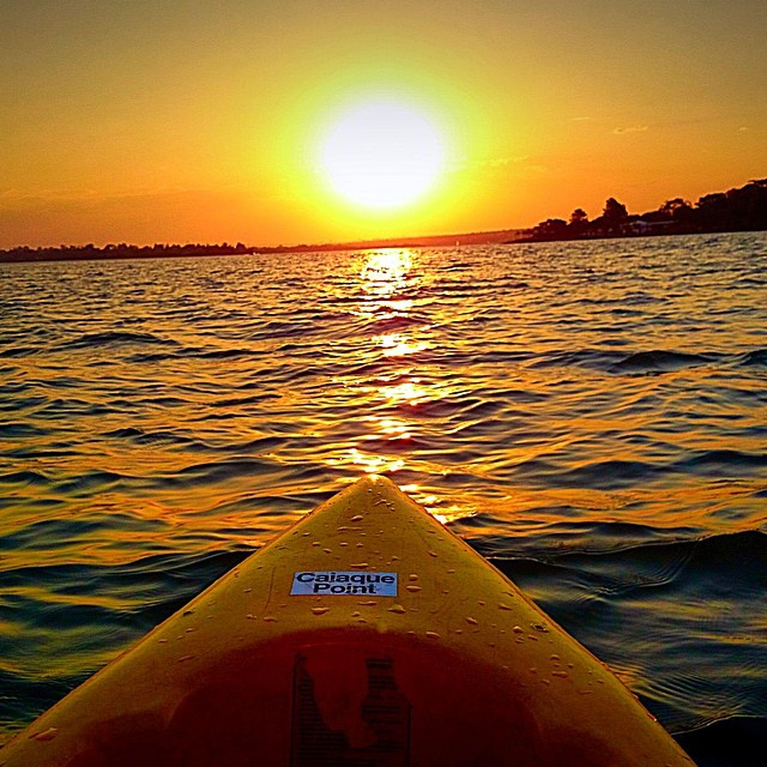 Lagoparanoa Kayak Sunset Nature spring instaday instagood instamood instamoment instagramers