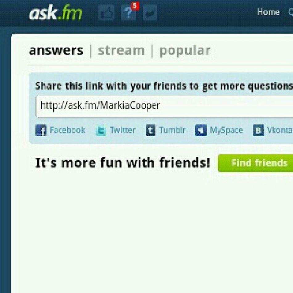 Http://ask.fm/MarkiaCooper