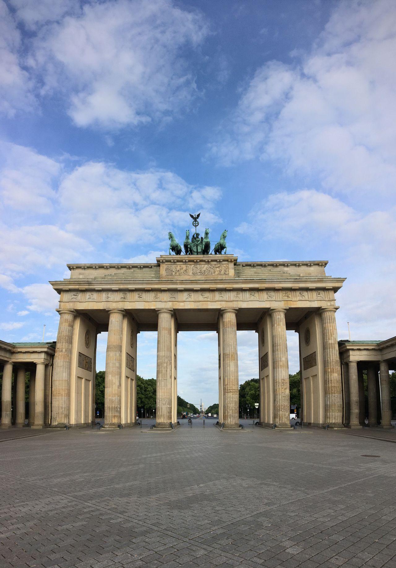 Early Morning Run in Berlin! — Done! Ran 5.45 kilometers w/ Nike Running Club FromWhereIRun