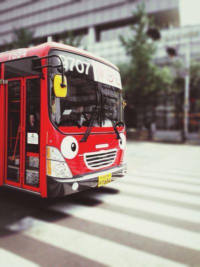 타요 Photo Tayo Unistyle Bus