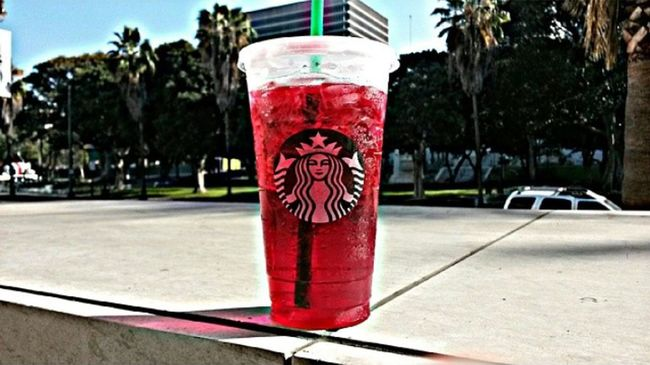 Starbucks Street Food Worldwide Passionicetea Photography Robertosfoodadventure Nexus6P Downtown Los Angeles