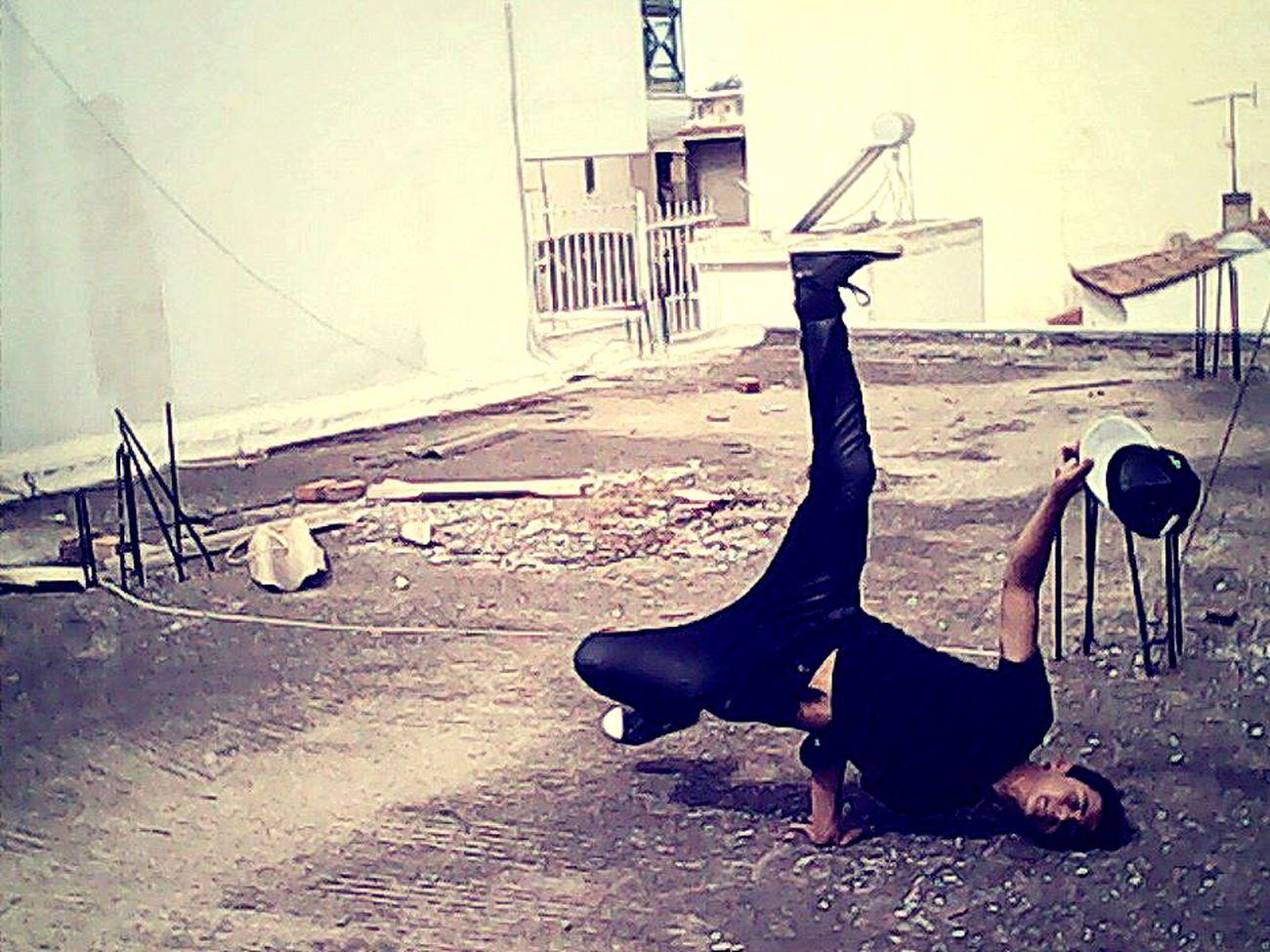 DOPE BBOY Macho Breakdancing Love