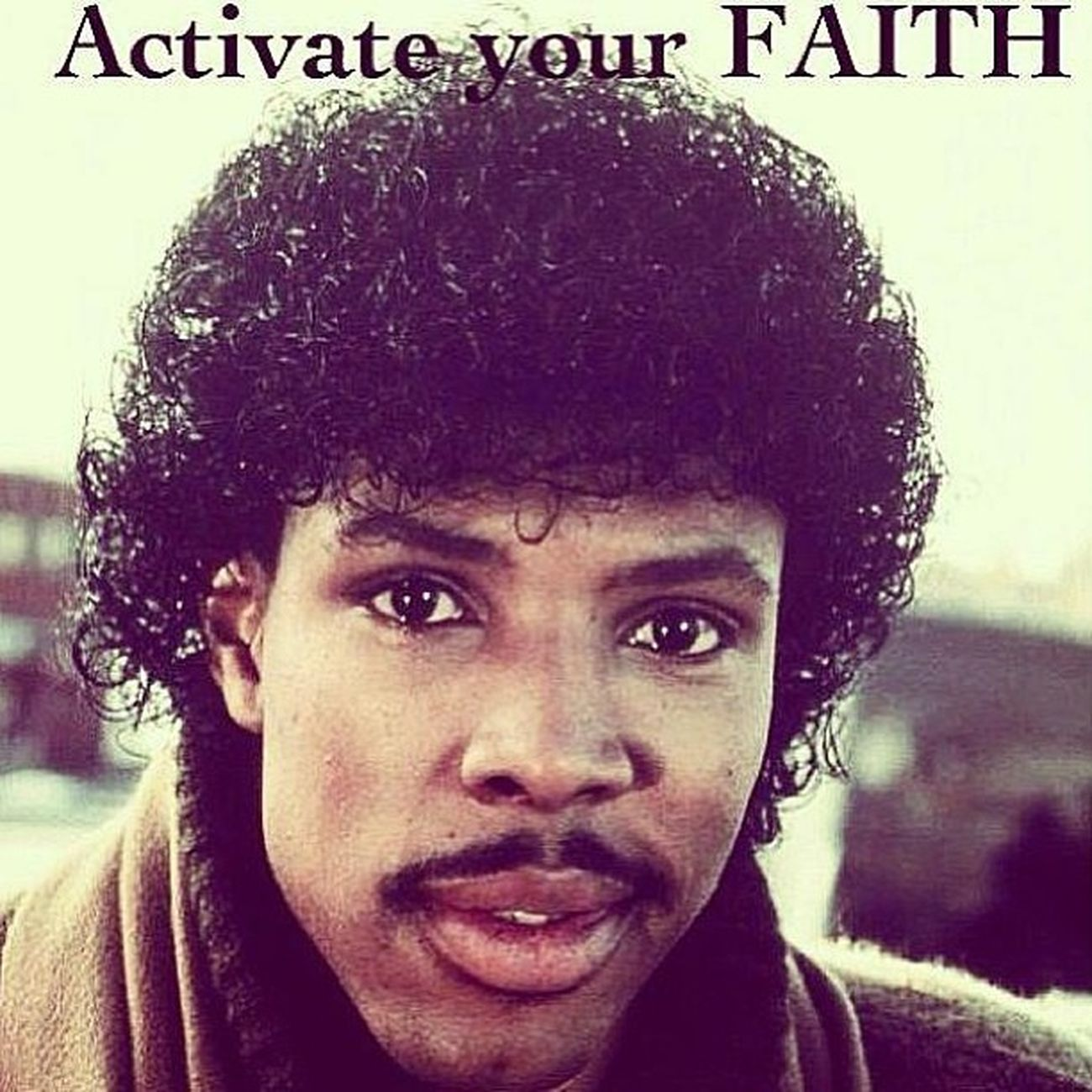 NOOOO!!! LOL, my faith stays on point tho ? Faith Activator FunnyFriday