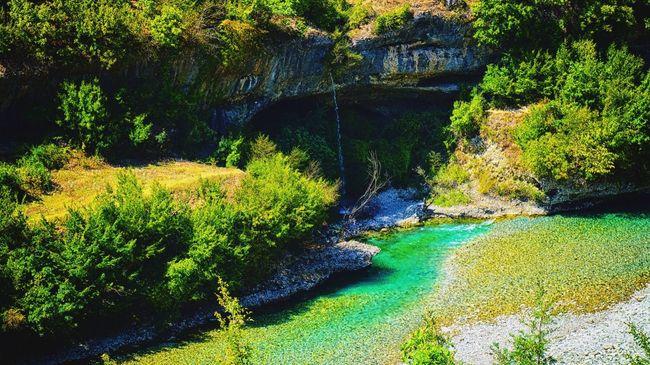Valbone Tropoje Albania