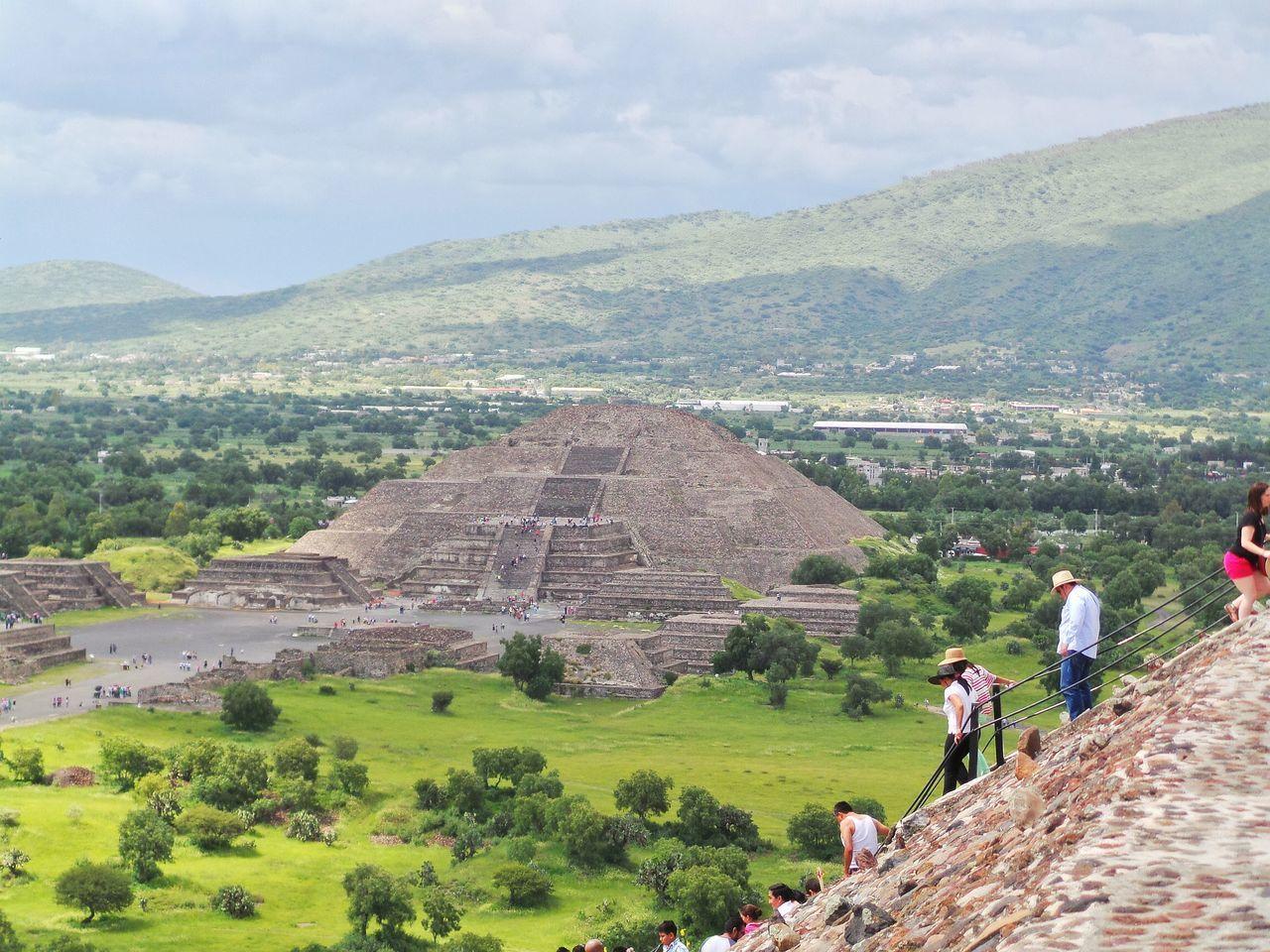 Travel Mexico City Mexico Hello World