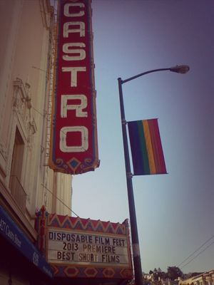 castro in San Francisco by Sydnee