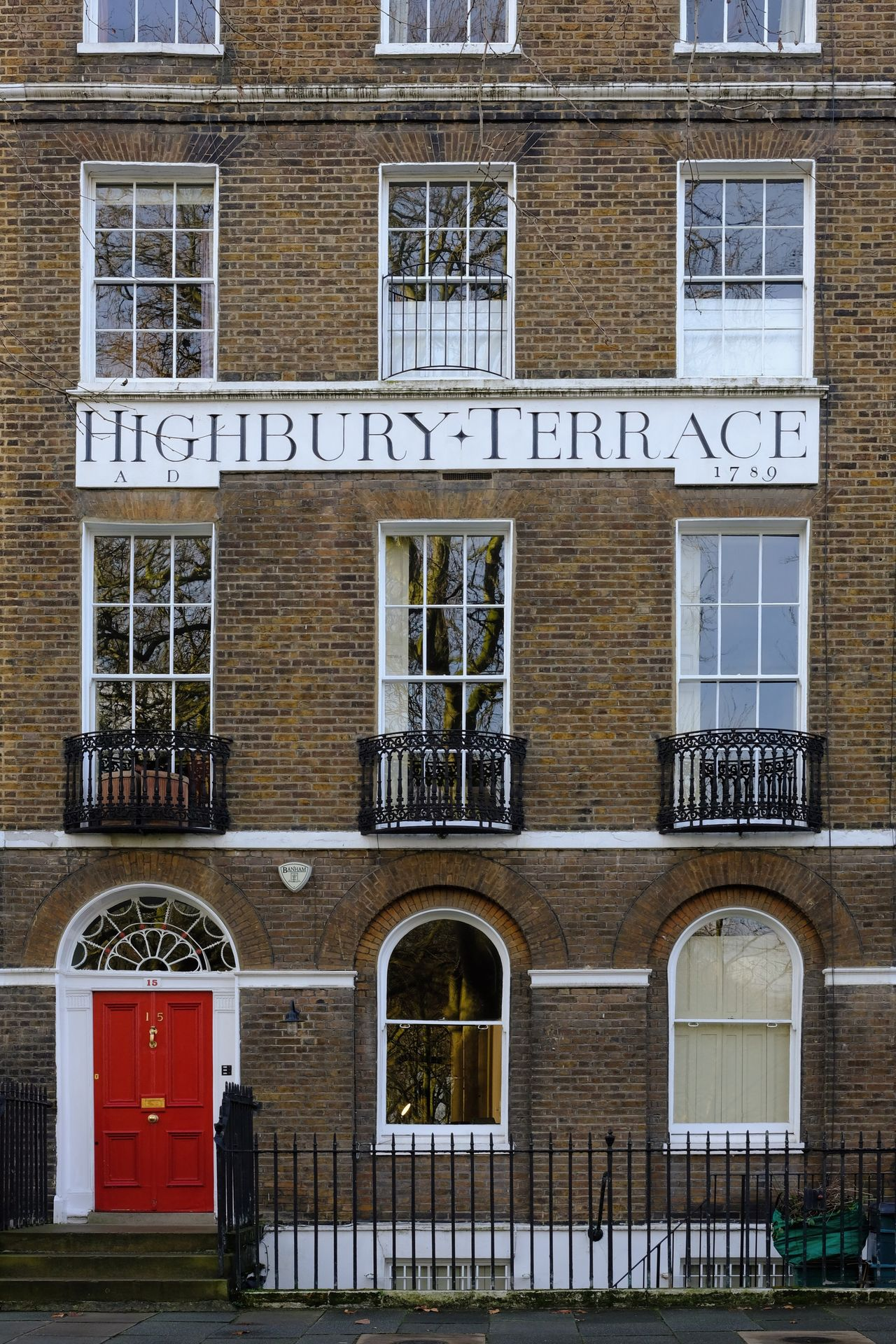 Building Exterior Architecture Built Structure Window Text No People Façade Outdoors Day Brick Wall Brick Building Architectural Feature Windows Urban Low Angle View Full Length Street Photography City Townhouse EyeEm Gallery Check This Out Popular Photos in Highbury & Islington London , United Kingdom