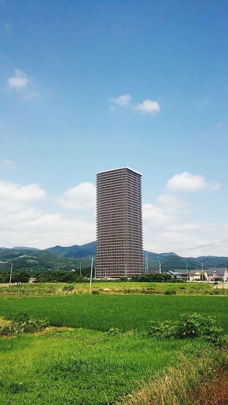 Yamagata,Japan Bilding