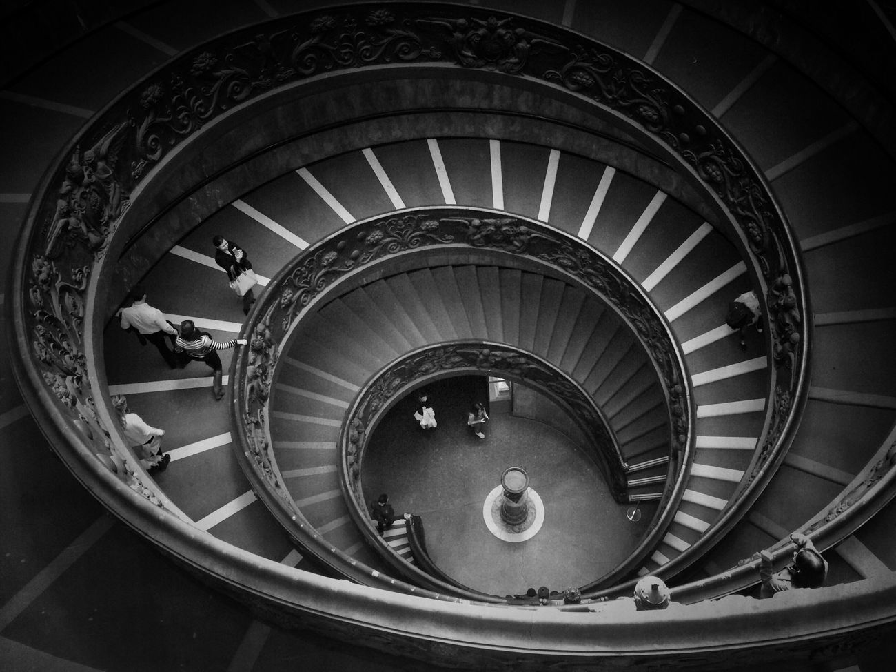Spiralling down Shootermag The Architect - 2016 EyeEm Awards EyeEm Best Shots EyeEm Best Shots - Black + White