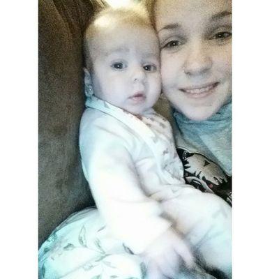 sick selfies with my babe 😷 100daysofhappy Dayten MyGIRL Sick