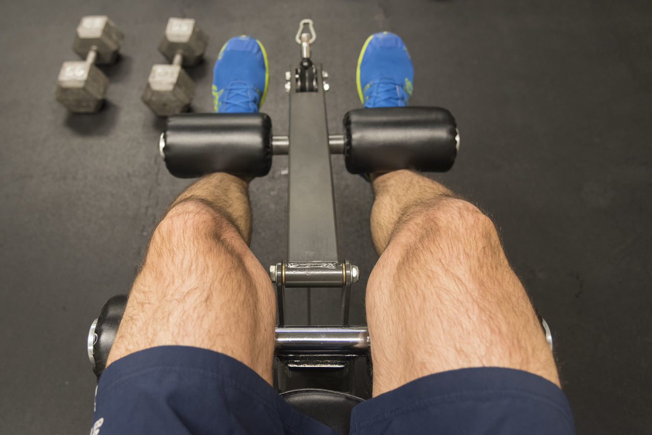 Leg machine at the gym personal perspective Adult Barbell Cardio Club Crossfit Diet Diminishing Perspective Dumbbells Exercise Fitness Food Goals Gym Health Heart Legs Male Movement Muscle Personal Perspective Quadriceps Rope Training Weights