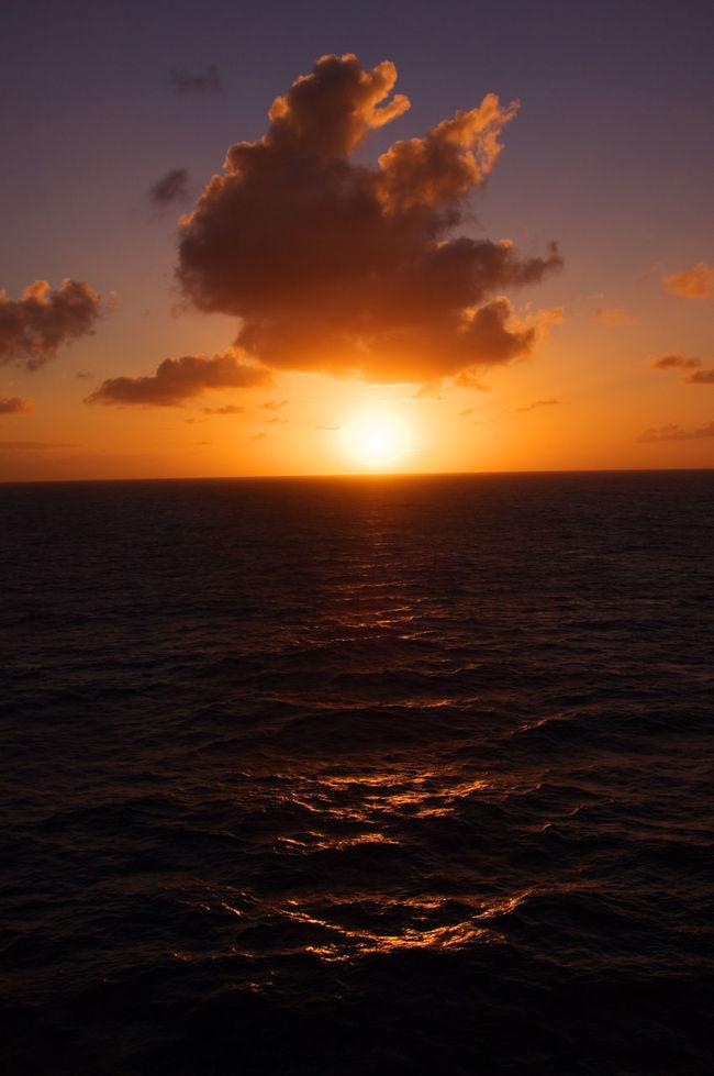 Atmosphere Atmospheric Mood Beauty In Nature Cloud Cloud - Sky Cloudscape Cloudy Dramatic Sky Light Majestic Moody Sky Orange Color Outdoors Scenics Silhouette Sky Storm Cloud Sun Sunset Tranquil Scene