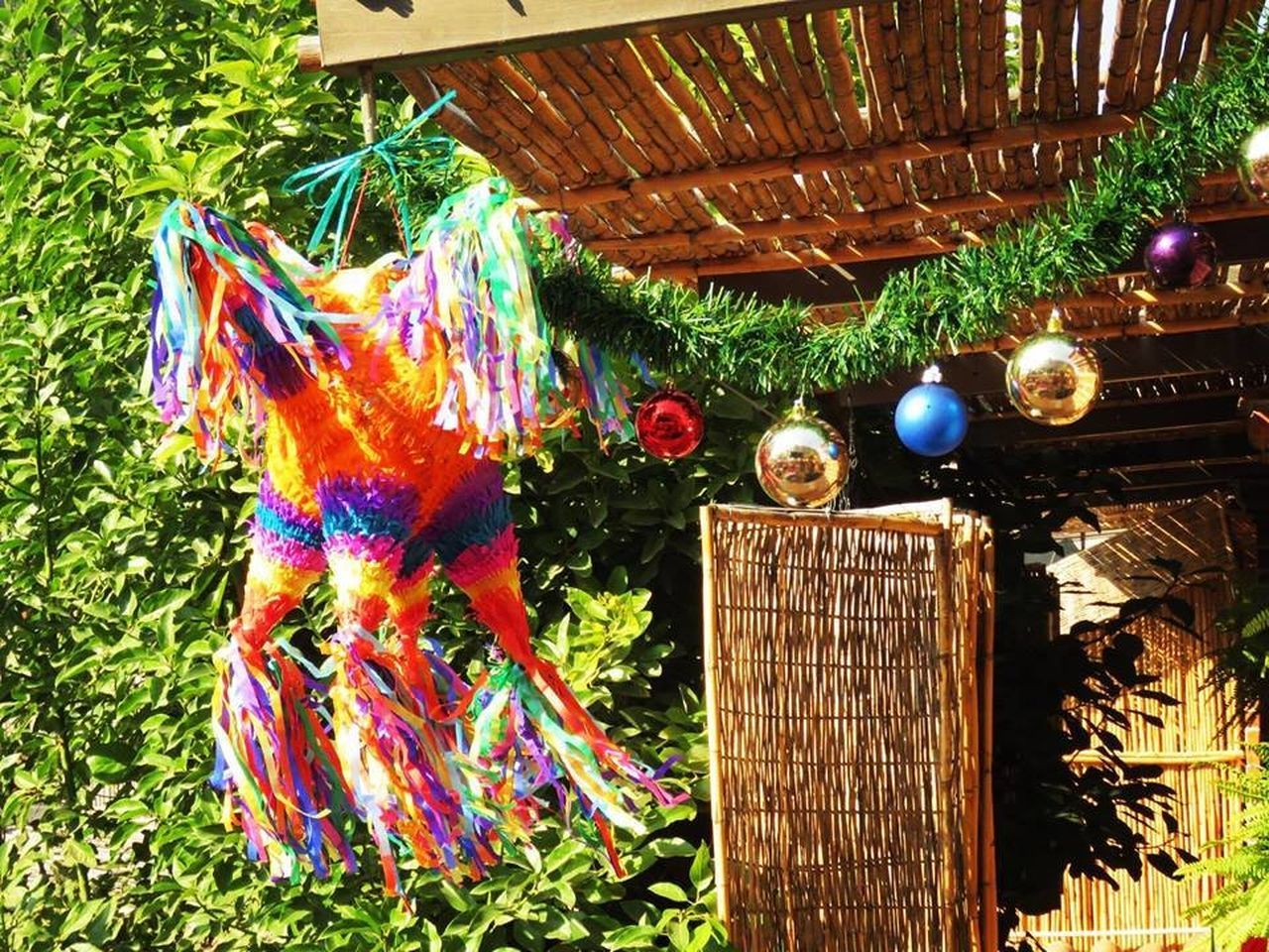 Piñata Multi Colored Visitmexico Christmastime Christmas Is Coming Colourful