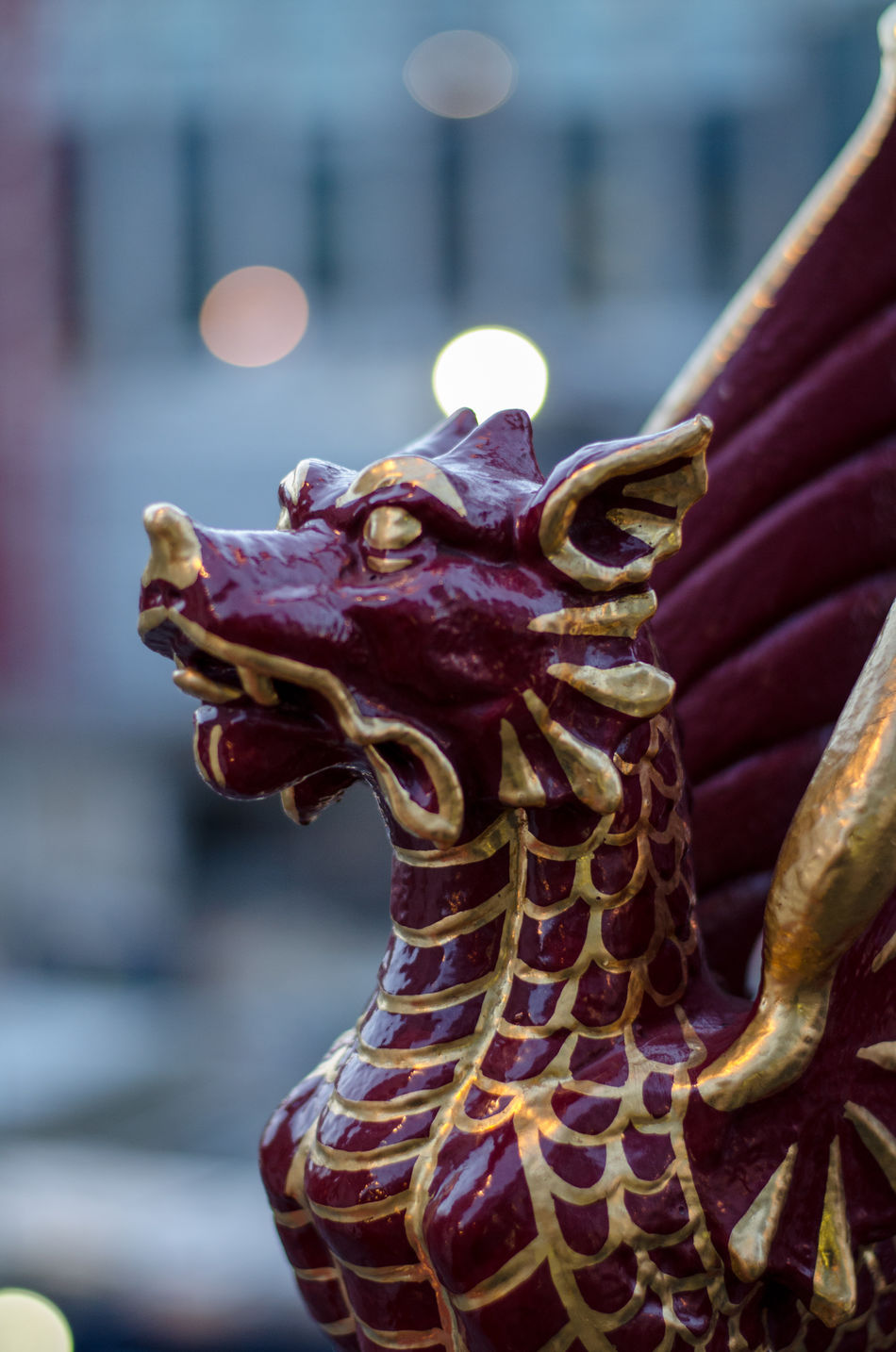 Art Art And Craft City Of London Close-up Creativity Dragon Focus On Foreground Holborn Viaduct London Mythology No People Statue