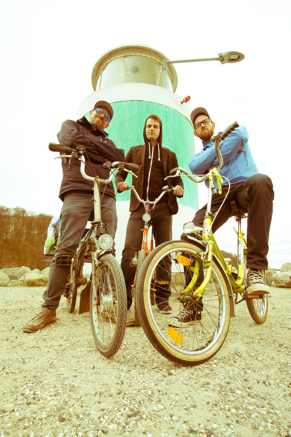 Klappradclique 12mm  Aarhus, Denmark Adult Bicycle Carefree Clique Freedom Fresh On Eyeem  Friendship Good Times Healthy Lifestyle Klapprad Males  Outdoors Togetherness Vacation Young Adult
