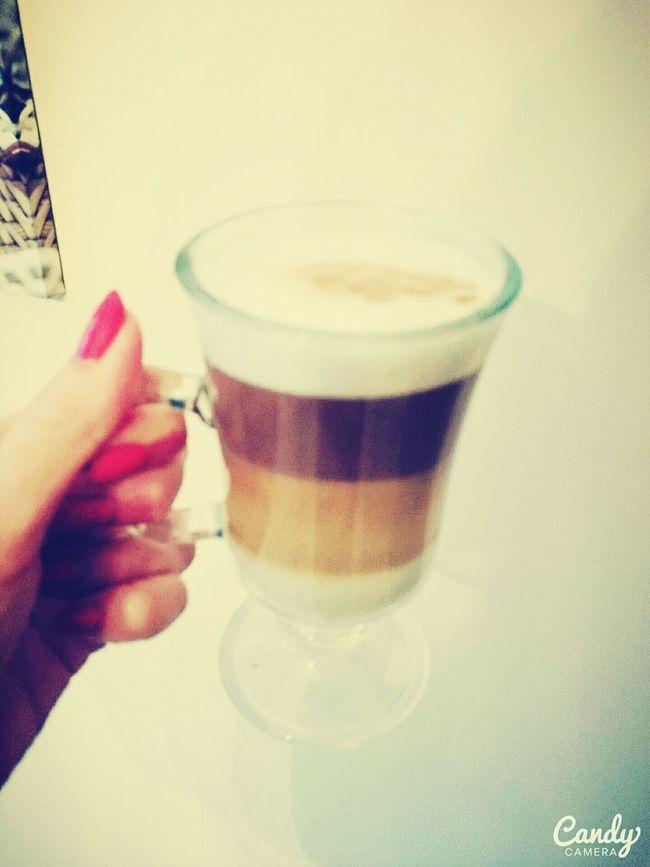 Cafe Late Machiato  ?