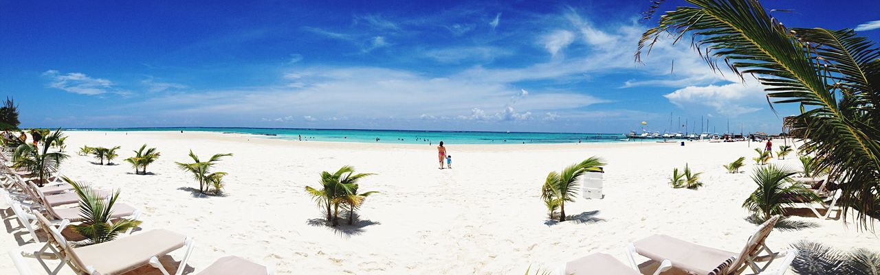 One of the best beach in the world. Lifeisabeach Cancun☀ Riviera Maya