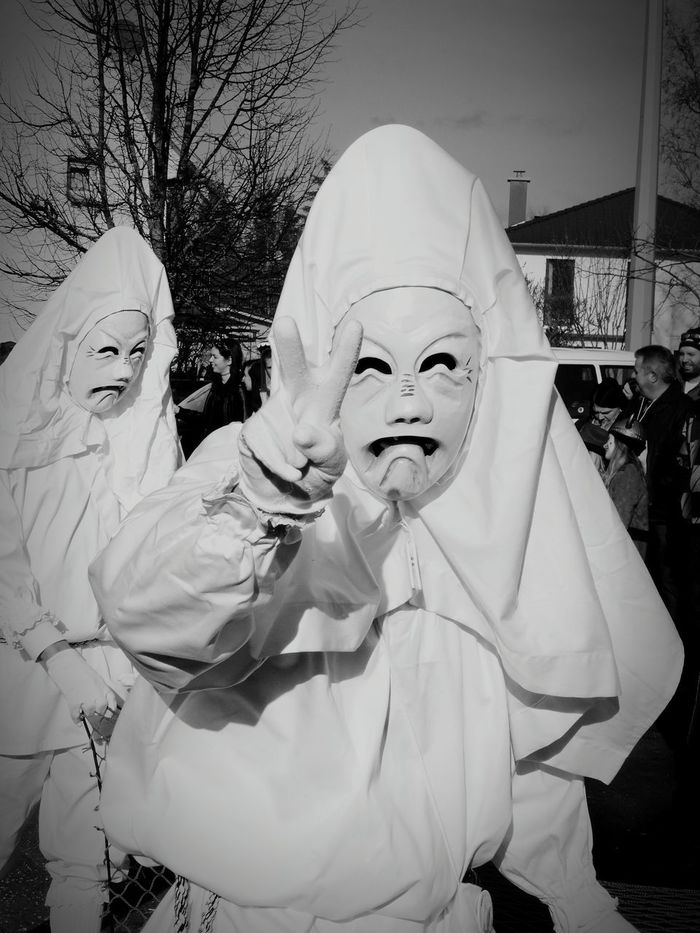 Colors Of Carnival Blackandwhite Fastnacht Hohentengen