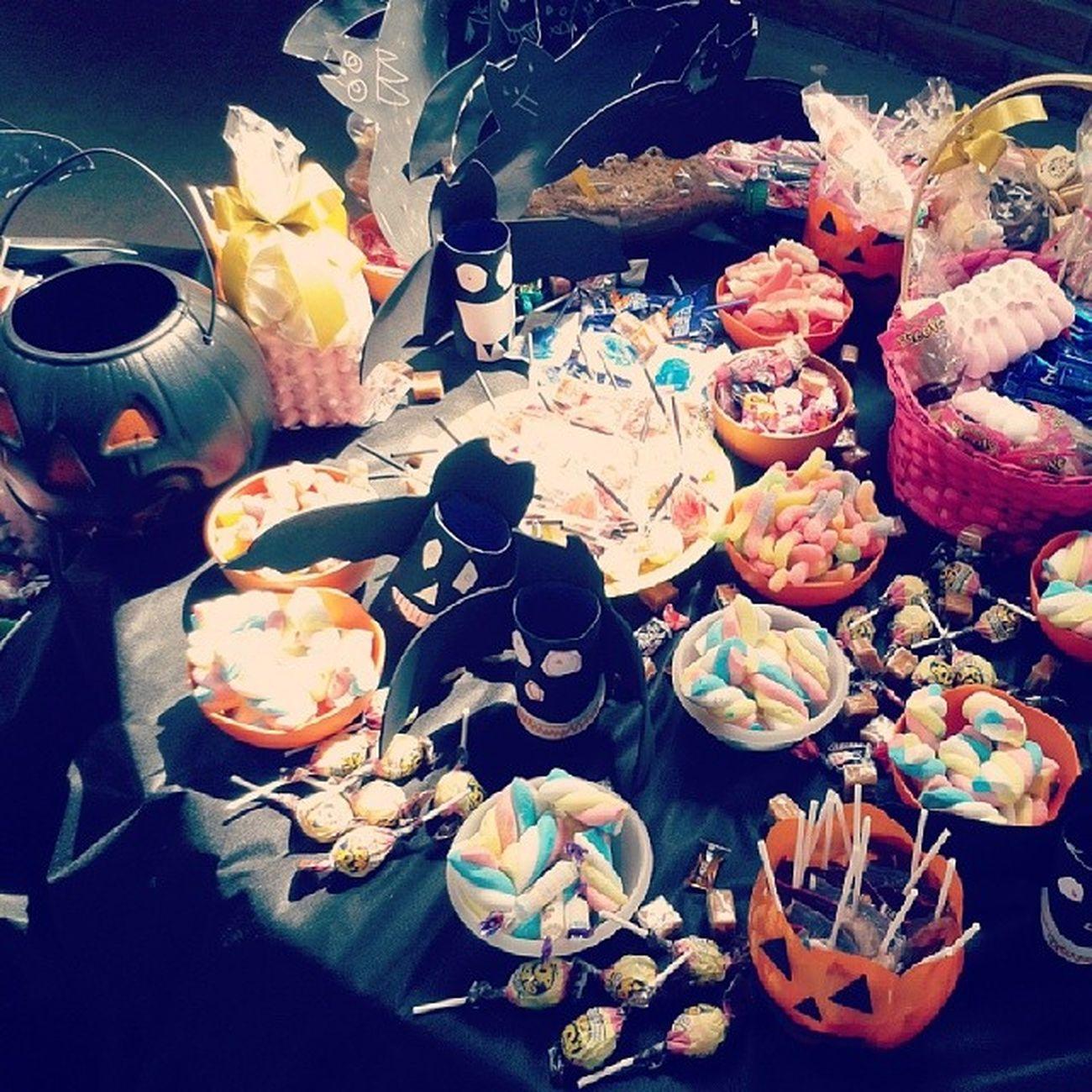 Docesoutravesura Halloween