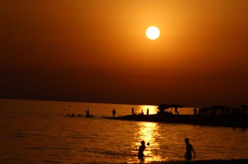 Sun Sunset Sunset_collection sunset #sun #clouds #skylovers #sky #nature #beautifulinnature #naturalbeauty #photography #landscape Enjoying Life Italy Calabria