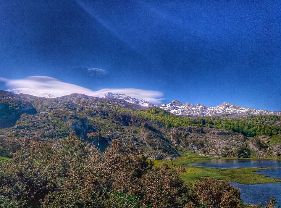 Lagosdecovadonga Picos De Europa Asturias SPAIN Eyemphotography Landscape_Collection