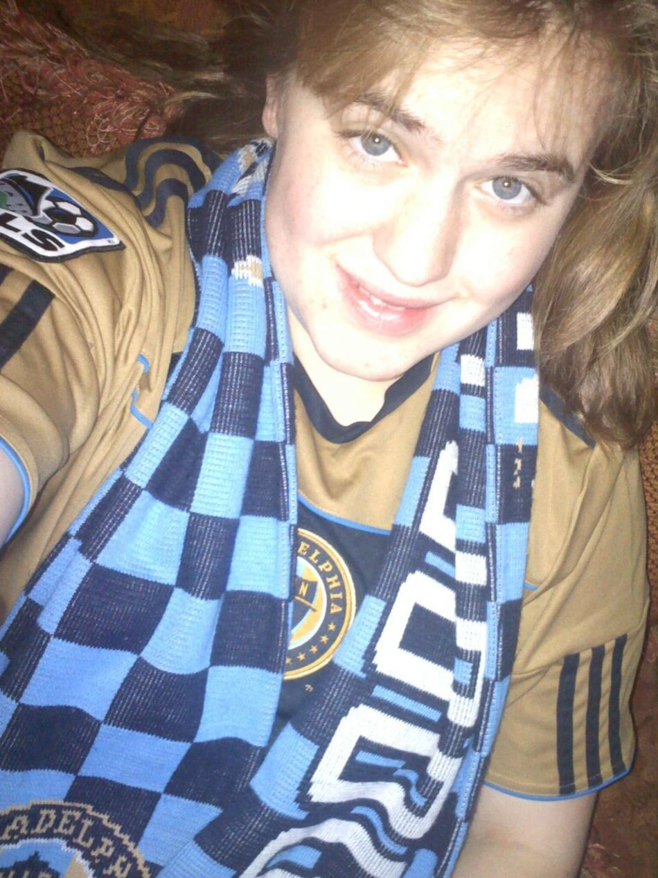 watching the union game at home