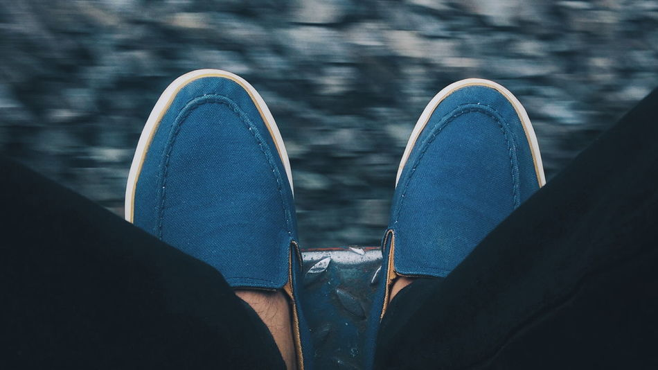 Beautiful stock photos of leinwand,  Adult,  Adults Only,  Blue,  Canvas Shoe