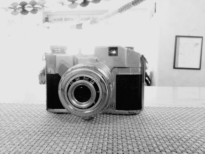 Bencini Karol Vintage Camera Vintage Technology Black & White