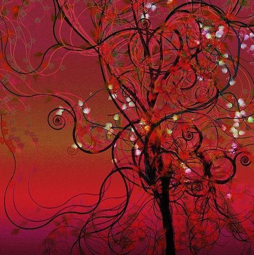 Love Tree Trees TreePorn Digital Art ArtWork