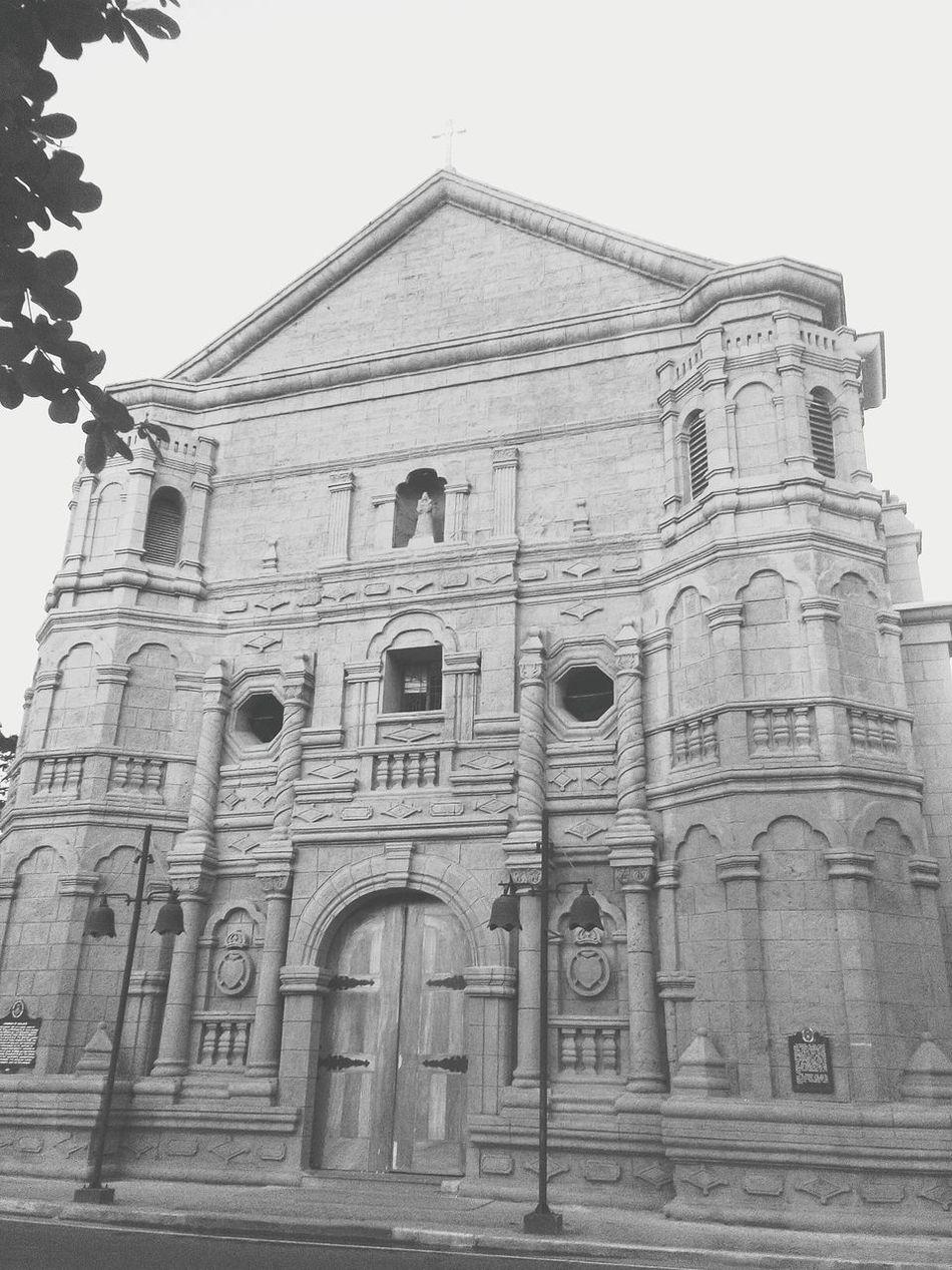 Vintage Church ⛪ Manila, Philippines Fridaymass