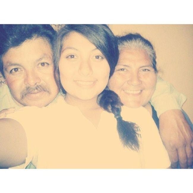 Con ellos <3 MamaYpapa Losamo Losmejores